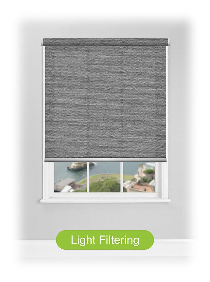 Roller Standard Light Filtering