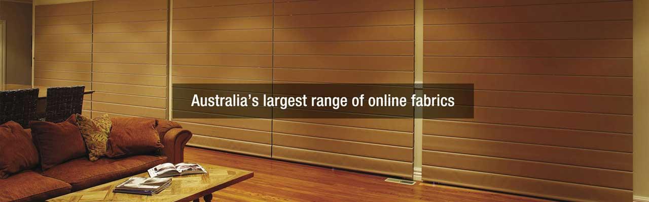 Australias Online Range of Online Fabrics